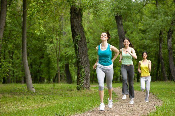 jogging tiap hari