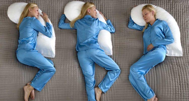 ubah posisi tidur