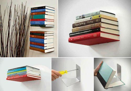 Buku melayang