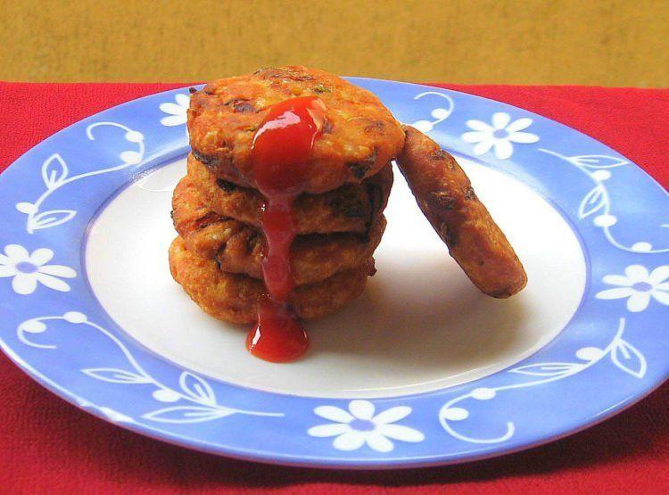 pakora, bakwan dari India