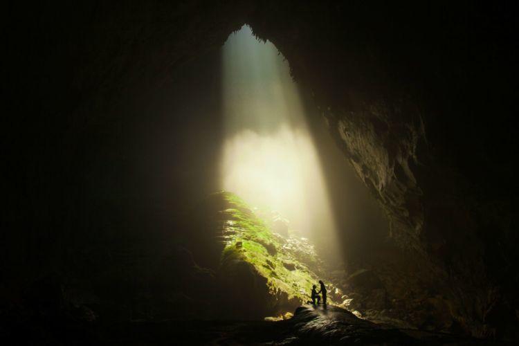 gua hang son doong di Vietnam