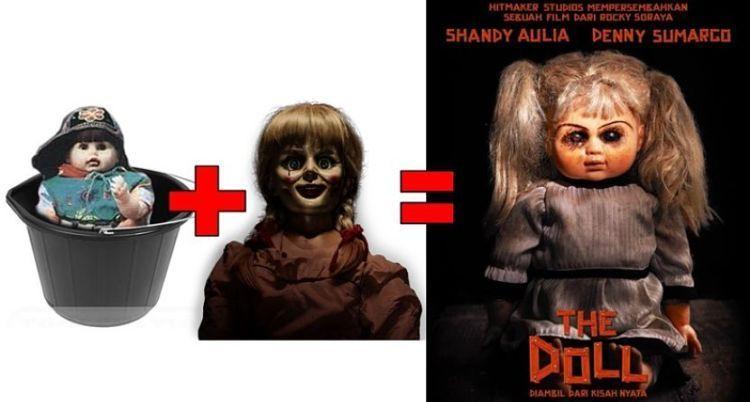 susan, annabelle, the doll?