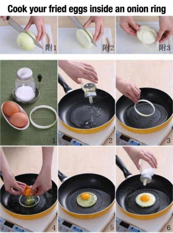 Telur bulat sempurna