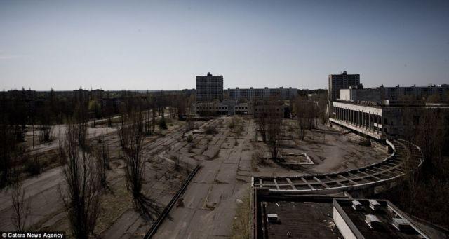 Chernobly Ghost City