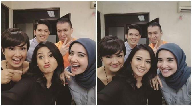 Foto terbaru acha-irwansyah