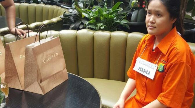 Jessica Wongso mengidap bipolar.