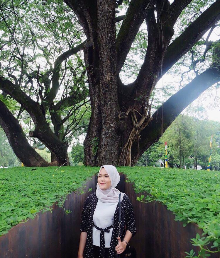 Makin banyak ruang hijau di Bandung