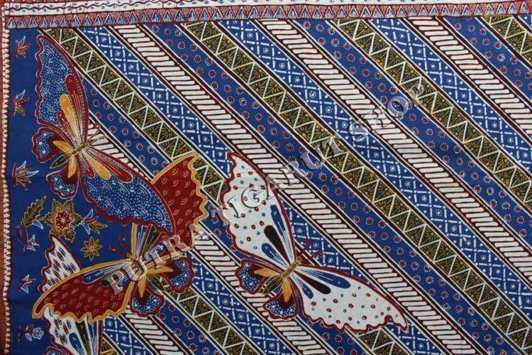 Di Balik Kecantikan Motif Batik Yogyakarta, Tersimpan ...