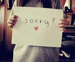 sorry trumblr