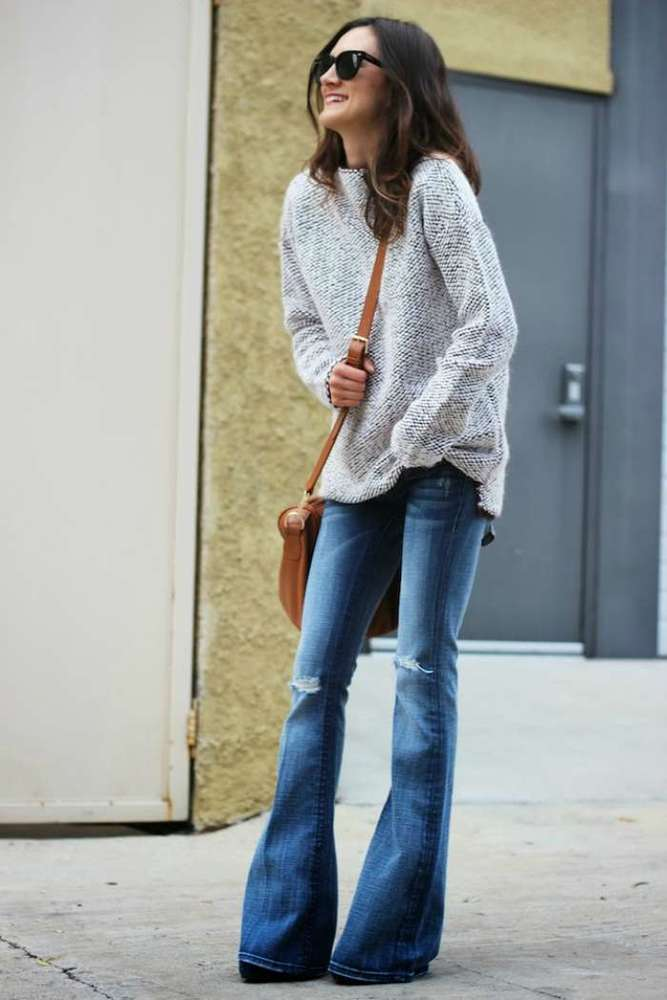 sweater rajut gombroh :3