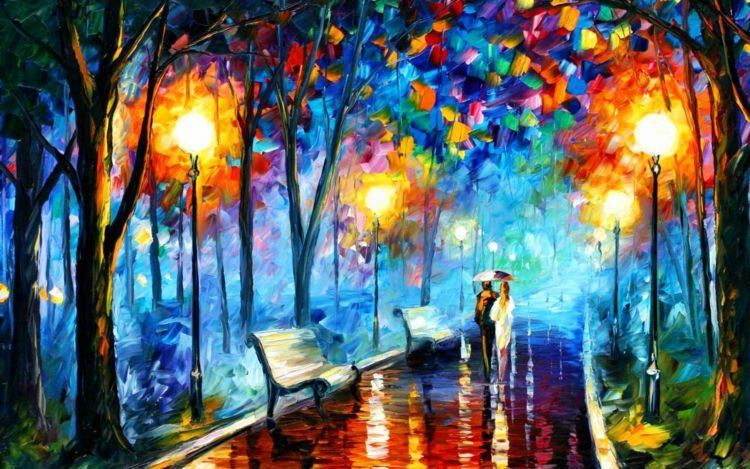 lukisan keren