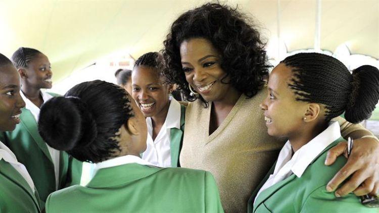 Oprah layak banget jadi panutan.