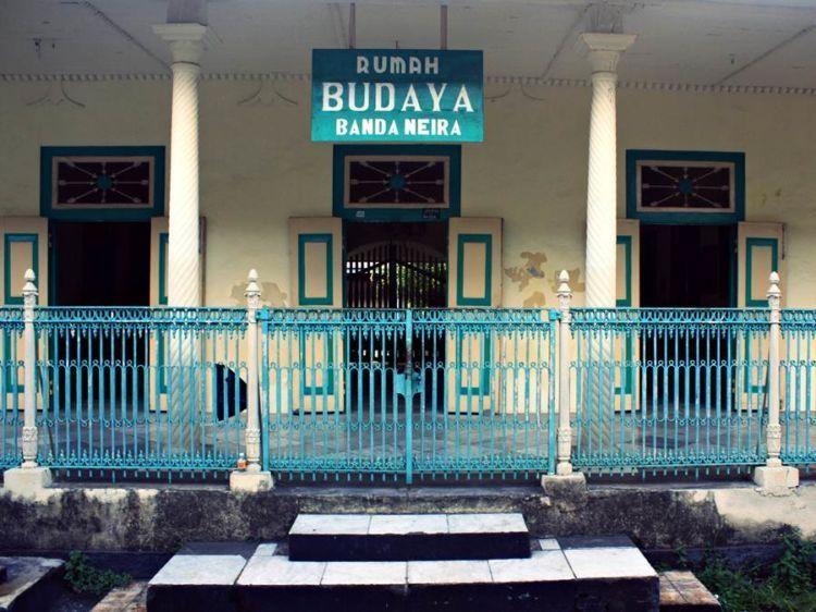 Rumah Budaya Banda Neira.