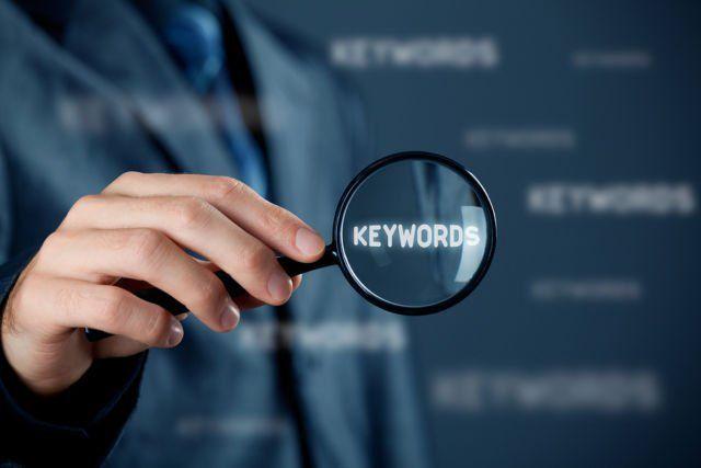 Temukan keyword yang tepat