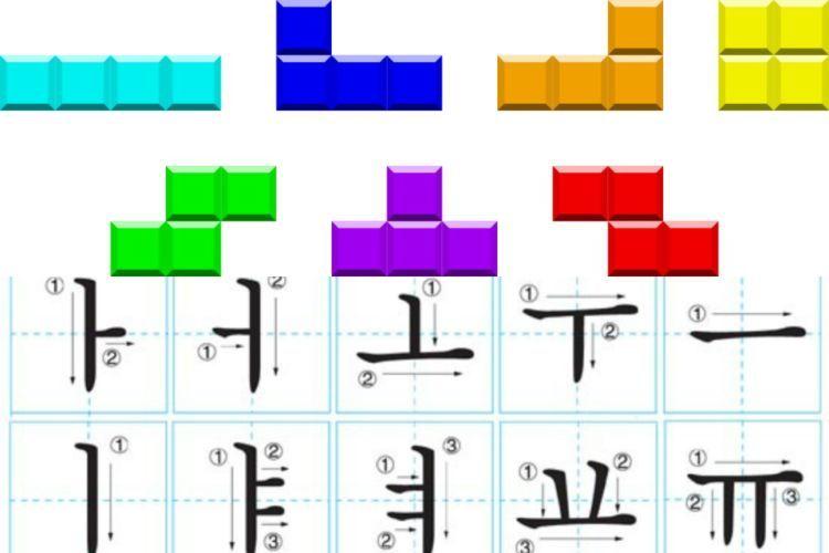 Mana yang tetris, mana yang Hangul coba?