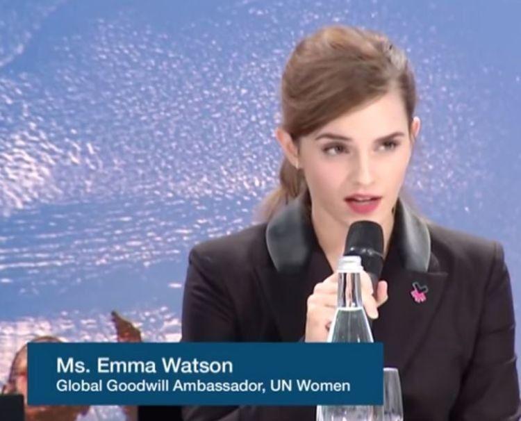 kayak Emma Watson
