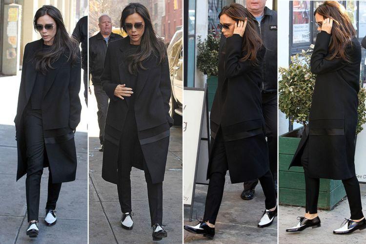 Ikon sepatu berhak tinggi ini semakin sering terlihat minus heels