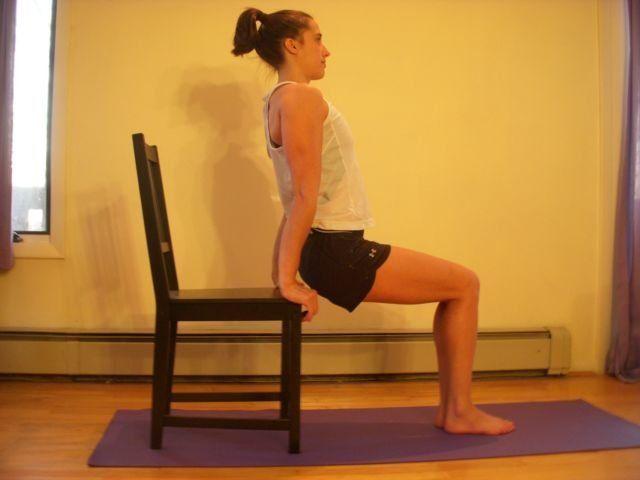 Membuat postur tubuh tegak