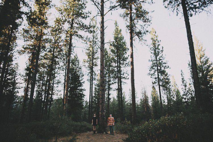 hilang berhari-hari, mungkin dia sembunyi di hutan