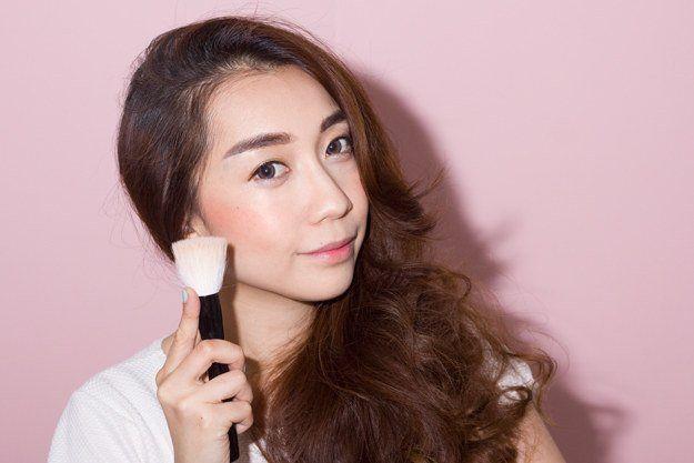 ulzzang make-up!