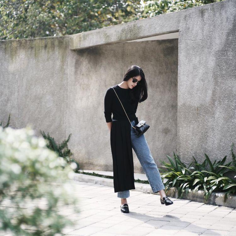 paduan dengan jeans~