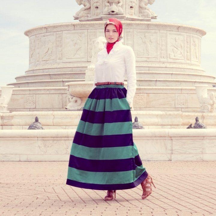 inspirasi-gaya-hijab-untuk-ke-kantor-hijab-vintage