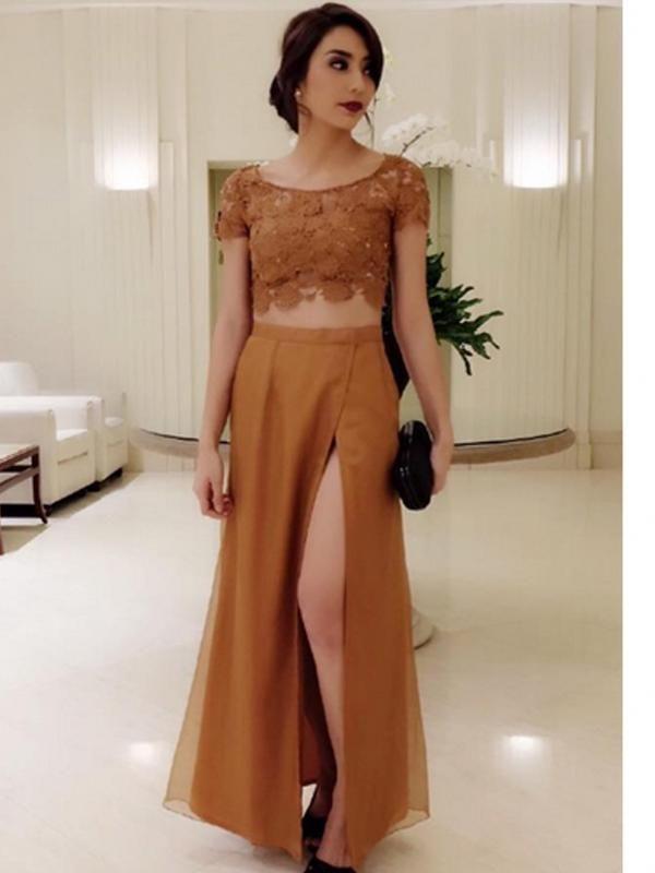 dress kebaya berbelah :)