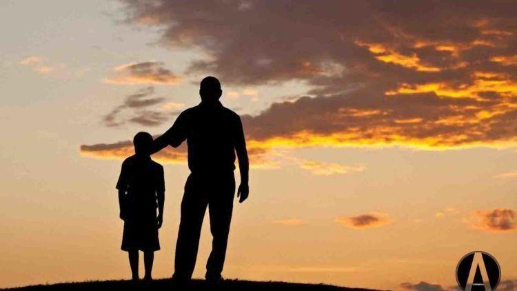 Ide+ Gambar Gambar Sedih Ayah Dan Anak Paling Bagus