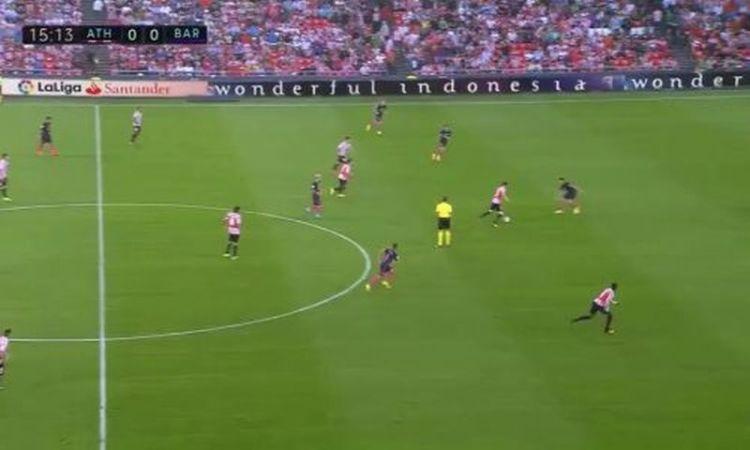 Tuh, muncul di La Liga Espana~