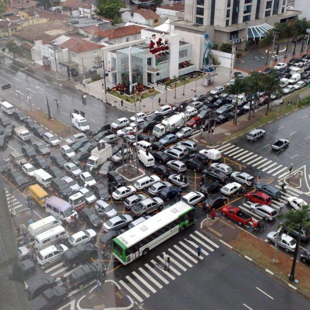 Sao Paulo , sehari-hari