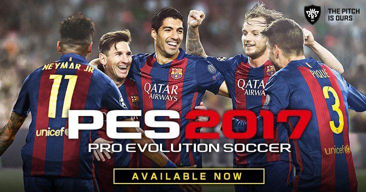 Cover terbaru PES