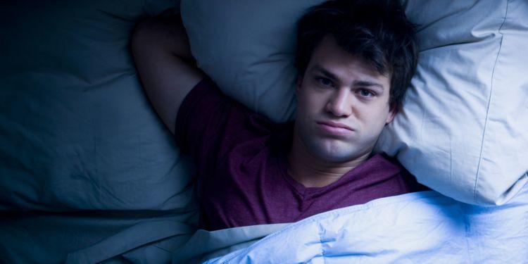 pola tidur kacau