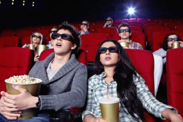 Nonton di bioskop