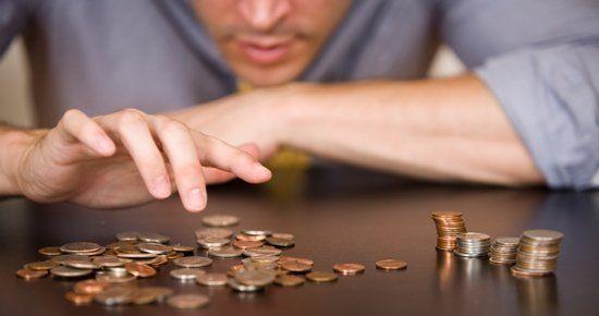 Baru kemarin gajian, sekarang duit tinggal recehan. Syediiih!