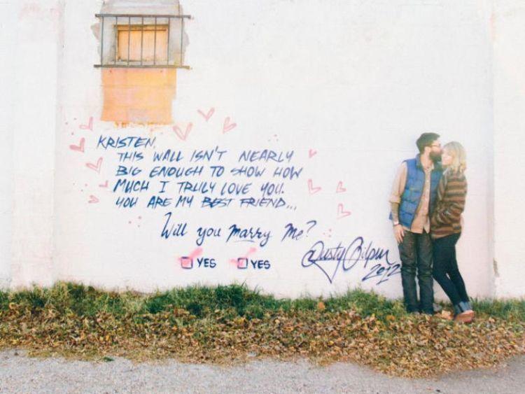 Hasil karyamu akan jadi yang paling romantis!