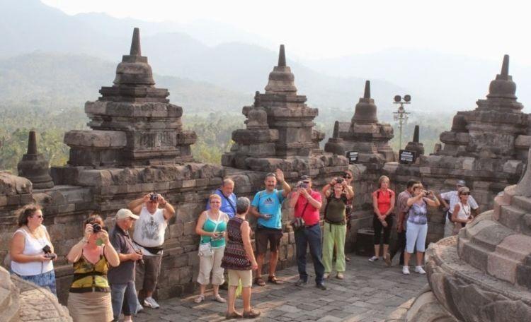Wisatawan asing sudah melirik Indonesia