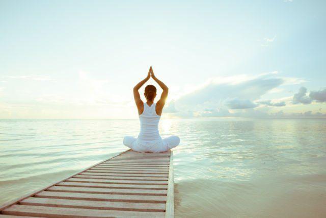 Meditasi untuk mengatur pikiran