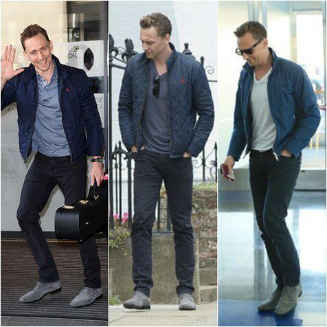 baju, celana, dan sepatu itu-itu saja ~