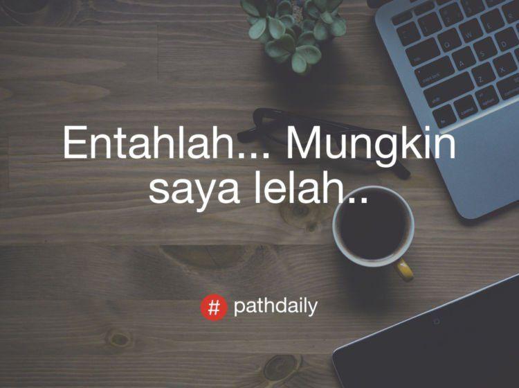 nge-path dulu lah~