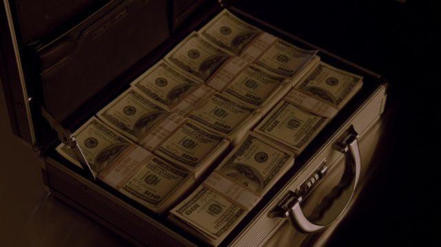 berharap ada uang kaget