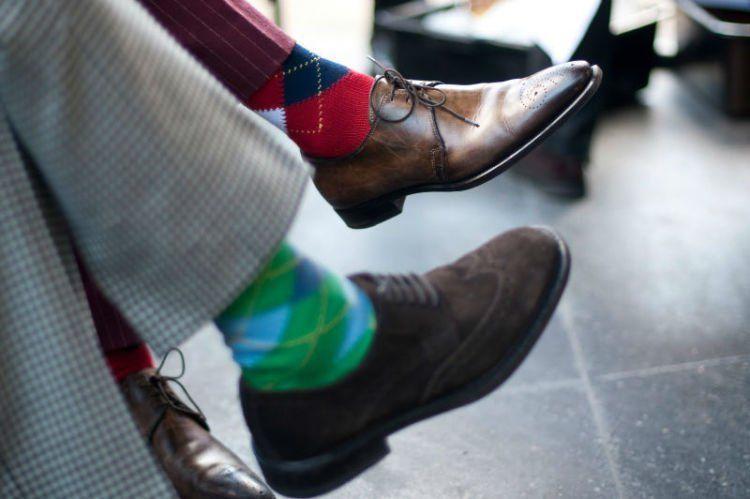 Bau sepatu