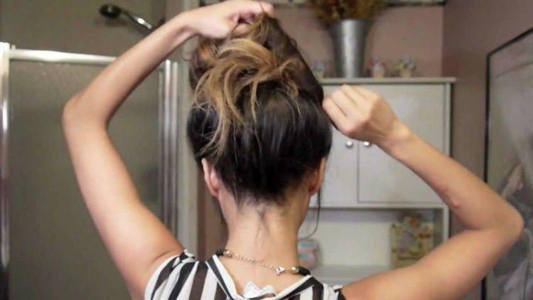 Kadang kamu juga butuh iket rambut