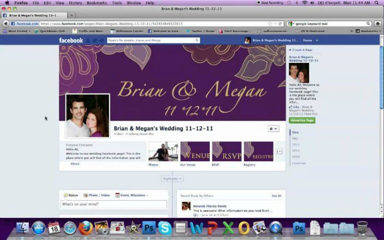 Harus banget dibikin event di facebook?