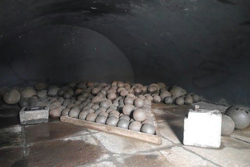 ini nih penjara bawah tanah museum Fatahillah