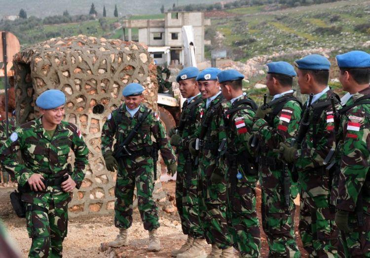 Agus sempat ditugaskan ke sejumlah daerah konflik.