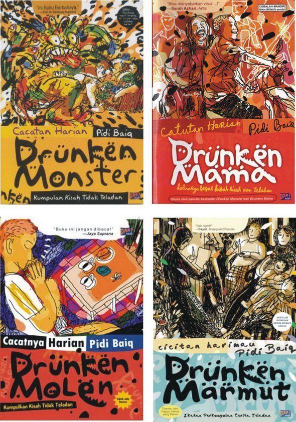 buku-buku karya pidi baiq lainnya