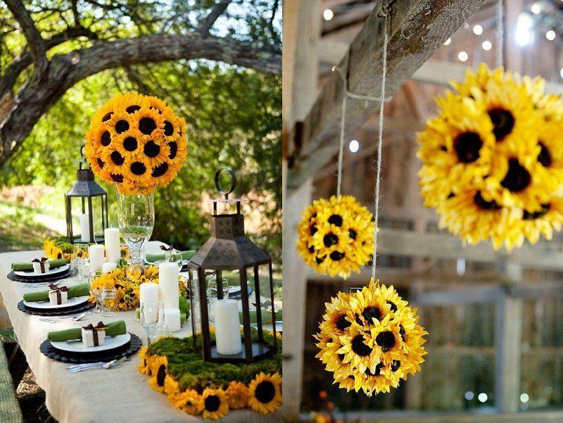 Desain Taman Bunga Gantung  ide pemanis resepsi dari jumbai jumbai bunga tak berlebihan