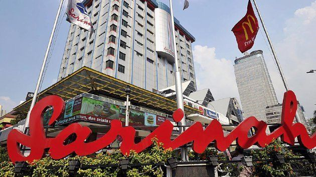 mall pertama di Indonesia