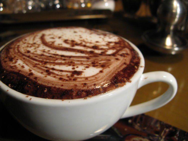 kopi cokelat