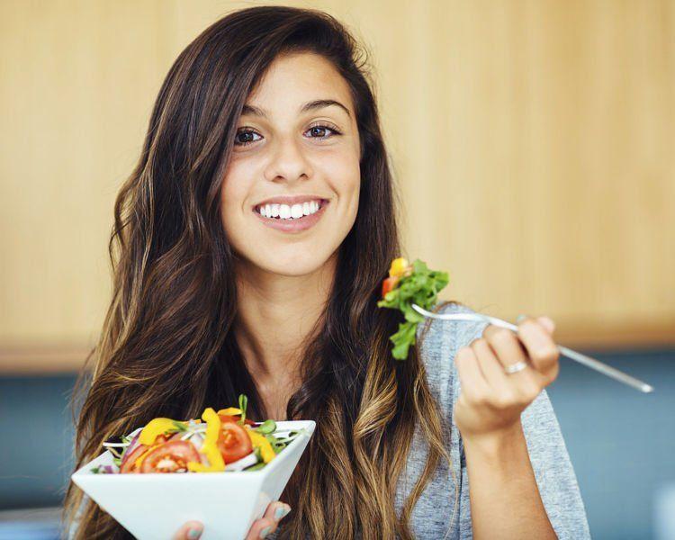 hobiku makan sayur